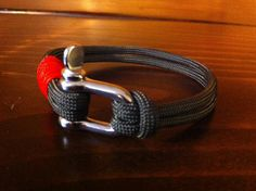 Items similar to Handmade Nautical Paracord Bracelet Olive Drab Mens/Womens on Etsy