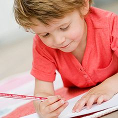 Pinterest Pin - Fine Print: Solutions to Handwriting Woes