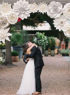 Оформление свадьбы деталями из бумаги - Свадебные идеи | Армянский Свадебный Портал - Армения, Ереван