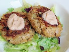 Skinny Tuna Cakes | Skinny Mom | Tips for Moms | Fitness | Food | Fashion | Family