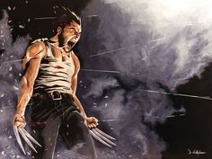 Wolverine by Daniel Andrews
