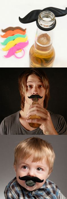 Mustache rings!
