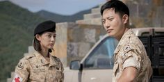 'Descendants of the Sun' OST part 5 teases for Mad Clown and Kim Na Young's 'Once Again' Seo Dae Young, Age Difference, Jin Goo, Kim Ji Won, Song Joong Ki, Descendants, Korean Drama, Songs, Mad