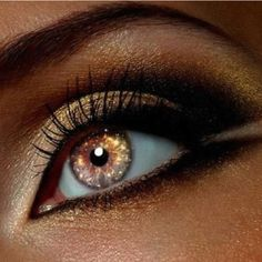 Wish this was a real eye color, and wish it was mine!