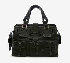 Chloe Black Handbag