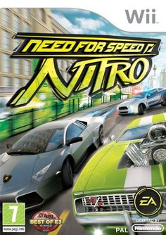 Need For Speed: Nitro (Wii) - http://www.cheaptohome.co.uk/need-for-speed-nitro-wii/