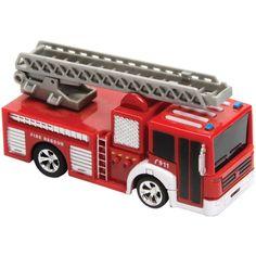 Cobra Rc Toys Remote-control Mini Fire Truck