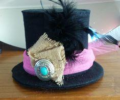 Make a Small Feminine Top Hat