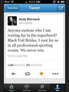 Oh Andy
