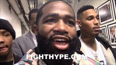 ADRIEN BRONER REACTS TO KEITH THURMAN'S SPLIT DECISION WIN OVER DANNY GARCIA; ADVICE FOR BOTH - http://www.truesportsfan.com/adrien-broner-reacts-to-keith-thurmans-split-decision-win-over-danny-garcia-advice-for-both/