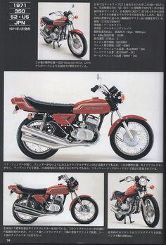 Japanese brochure describing the S2A