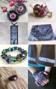 That's my gem toned triple wrap bracelet! --Pinned with TreasuryPin.com