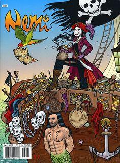 Nemi comic book nr 21