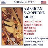 American Saxophone Music [CD]