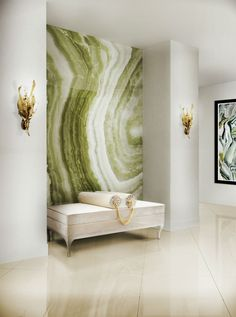 Interior-Design-Color-Trends-2017-Pantone-greenery-Decoration-Pantone-Lifestyl