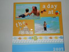 Layout of beach pics page2