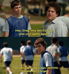 I didn't realize Dave Franco was in Superbad!