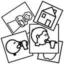 catedu.es/arasaac - Pictogrammes B&N + couleur ; photo + langue signes