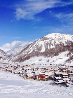 Livigno, Italy.  Ski holiday of a life-time