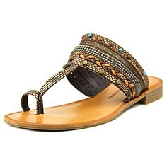 Chinese Laundry Womens Swoon Coffee Snake Sandal 75 M -- Don't get left behind, see this great  product