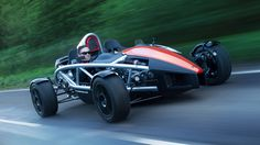 Meet the new Ariel Atom 3.5 - BBC Top Gear