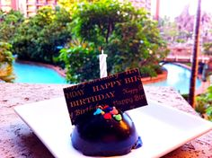 How to Celebrate Your Birthday at Disney's Aulani Resort