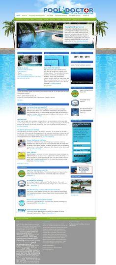 Online Marketing Strategies, Seo Marketing, Wordpress Premium, Pool Maintenance, Wordpress Plugins, Search Engine Optimization, South Florida, Portfolio Design, Customer Service