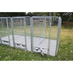 Anti Digging Bars From K9 Kennel Store Keeps Your Dog From