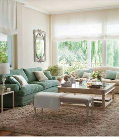 New Living Room Beige Sofa Home Ideas New Living Room, Home And Living, Living Room Decor, Cozy Living, Simple Living, Modern Living, Sofa Home, Living Room Designs, Interior Design