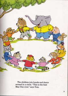 """""""Richard Scarry's Best Busy Year Ever"""" (https://www.etsy.com/listing/151772158/vintage-kids-richard-scarry-book-best?ref=related-2)"""