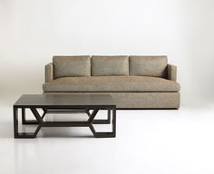 A Rudin Sofa 2697 1 In Sleeper And Sectional Too Clean Mid Century