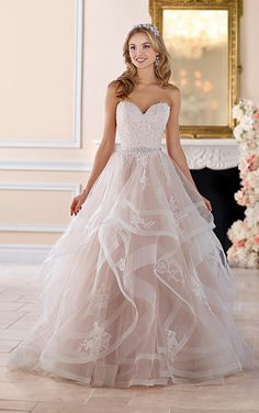 Stella York 6432 Stella York Best Bridal, Prom, and Pageant gowns in Delaware