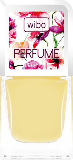 Lakie PERFUME nr 3 #manicure #wibo #perfume #garden #flower #nails #nailsart #color