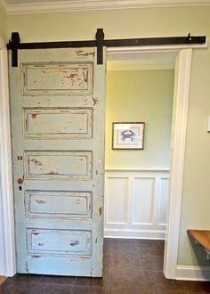 Necesitas puertas correderas (+ 21 ejemplos que te van a convencer) | Decoración