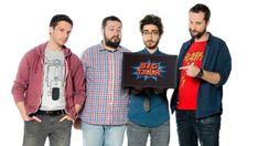 19-21/10/18 Salonica Comedy Festival