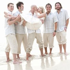 #BeachWedding: Eli Young Band's Jon Jones married his wife Sarah in Jamaica in January of 2011. See more >> http://www.greatamericancountry.com/living/lifestyles/country-weddings-pictures?soc=pinterest