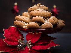 Christmas Sweets, All Things Christmas, Christmas Time, Xmas, Food Processor Recipes, Raspberry, Vegan, Cookies, Vegetables