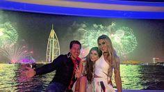 Happy New Year from Dubai #mydubai #dubai #nye #nye2017 #2017 #fireworks #party #yacht #superyachts