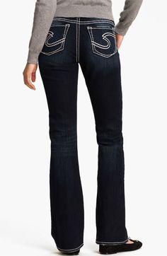 Natsuki Silver Jeans