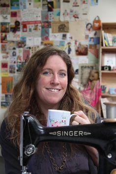 Interview: Poppy Treffry on building a business through craft fairs