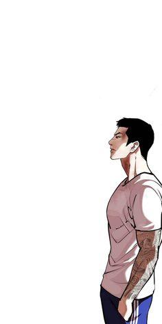 Lookism Webtoon, Webtoon Comics, Cool Anime Guys, Cartoon Man, Aesthetic Pastel Wallpaper, Manhwa Manga, Marvel Heroes, Martial Arts, Art Inspo