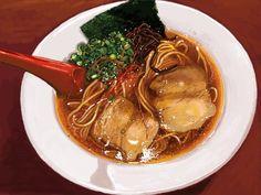 日式牛肉拉面