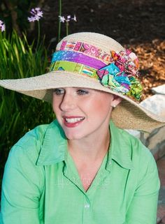One of the best ways to protect yourself, hats! http://www.lovelyskin.com/products.asp?MID=125