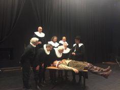 Repetities Hét Hofvijverconcert
