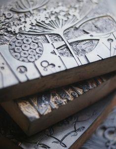 Los Bowerbird: Libros de Navidad - Angie Lewin