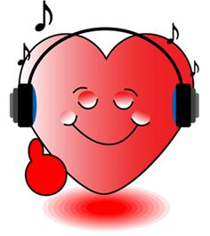 This heart has discovered a true love for music.