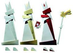 tři králové - Hledat Googlem Men Crafts, Kings Day, Wise Men, Epiphany, Quilling, Origami, Christmas, Ideas, Decor