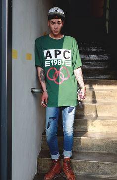 30代大人メンズにmustなロゴTシャツ&コーデがガチで知りたい! | liter
