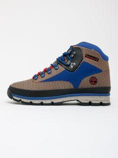 Timberland Stivali e Scarponcini Euro Hiker Jacquard Timberland  5ed98b2a503
