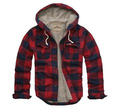 Hollister Men's Outerwear – Contemporary Rugged Style Men's Jackets